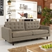 Enfield Contemporary Oatmeal Sofa