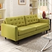 Enfield Contemporary Wheatgrass Sofa