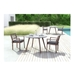 Eno Modern Round Outdoor Dining Table