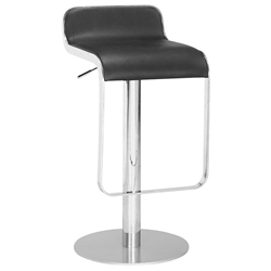 Equino Adjustable Contemporary Bar Stools