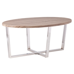 Escape Modern Weathered Coffee Table
