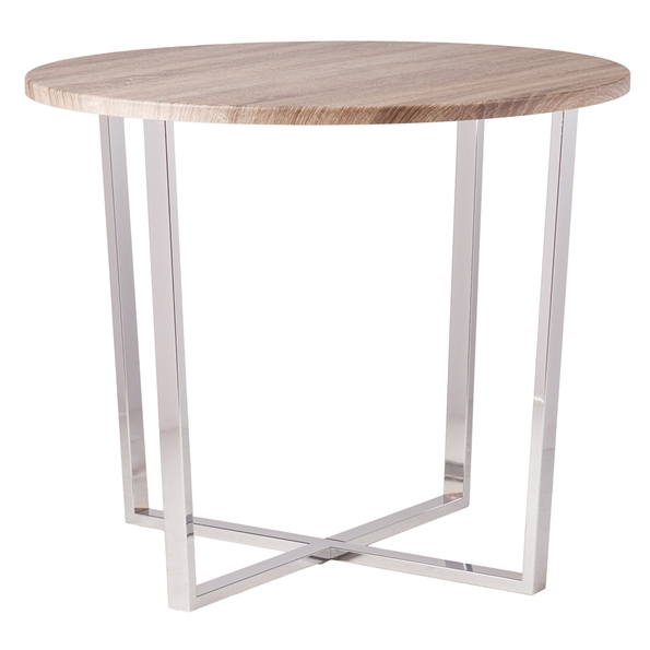 Escape Modern Weathered Dining Table