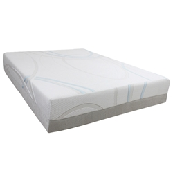 Max Gel 12 Inch Memory Foam Mattress