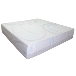 Max Gel 14 Inch Memory Foam Mattress