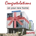 Eurway.com Modern Furniture Housewarming Gift Card