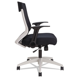 Everest Modern Mid-Back Mesh Office Chair