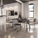 Empire Contemporary Dining Chairs