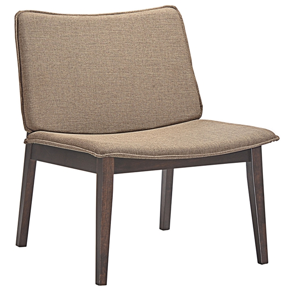 Evolve Latte Lounge Chair