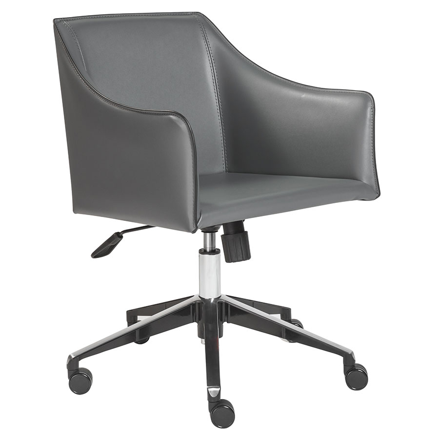 Eysen Modern Gray Office Chair