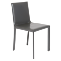 Eysen Anthracite Modern Side Chair