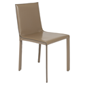 Eysen Taupe Modern Side Chair