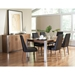Fabian Contemporary Walnut Dining Table