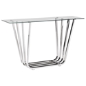 Fan Modern Console Table