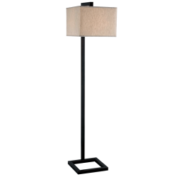 Falkirk Oil Rubbed Bronze Modern Floor Lamp