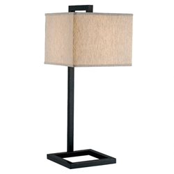 Falkirk Oil Rubbed Bronze Modern Table Lamp