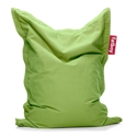 Fatboy Junior Stonewashed Lime Green Modern Bean Bag Chair