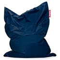 Fatboy Blue Original Modern Bean Bag Chair