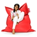 Fatboy Red Original Modern Bean Bag Chair