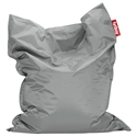 Fatboy Silver Original Modern Bean Bag Chair
