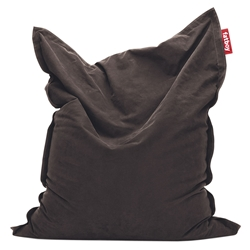 Fatboy Stonewashed Brown Original Modern Bean Bag Chair