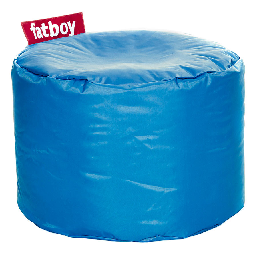 Fatboy Point Petrol Modern Ottoman + Stool