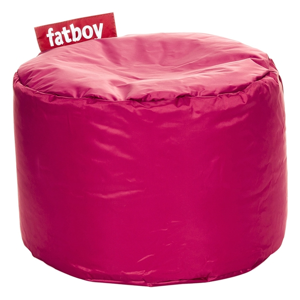 Fatboy Point Pink Modern Ottoman + Stool