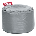 Fatboy Point Silver Modern Ottoman + Stool