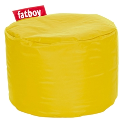 Fatboy Point Yellow Modern Ottoman + Stool