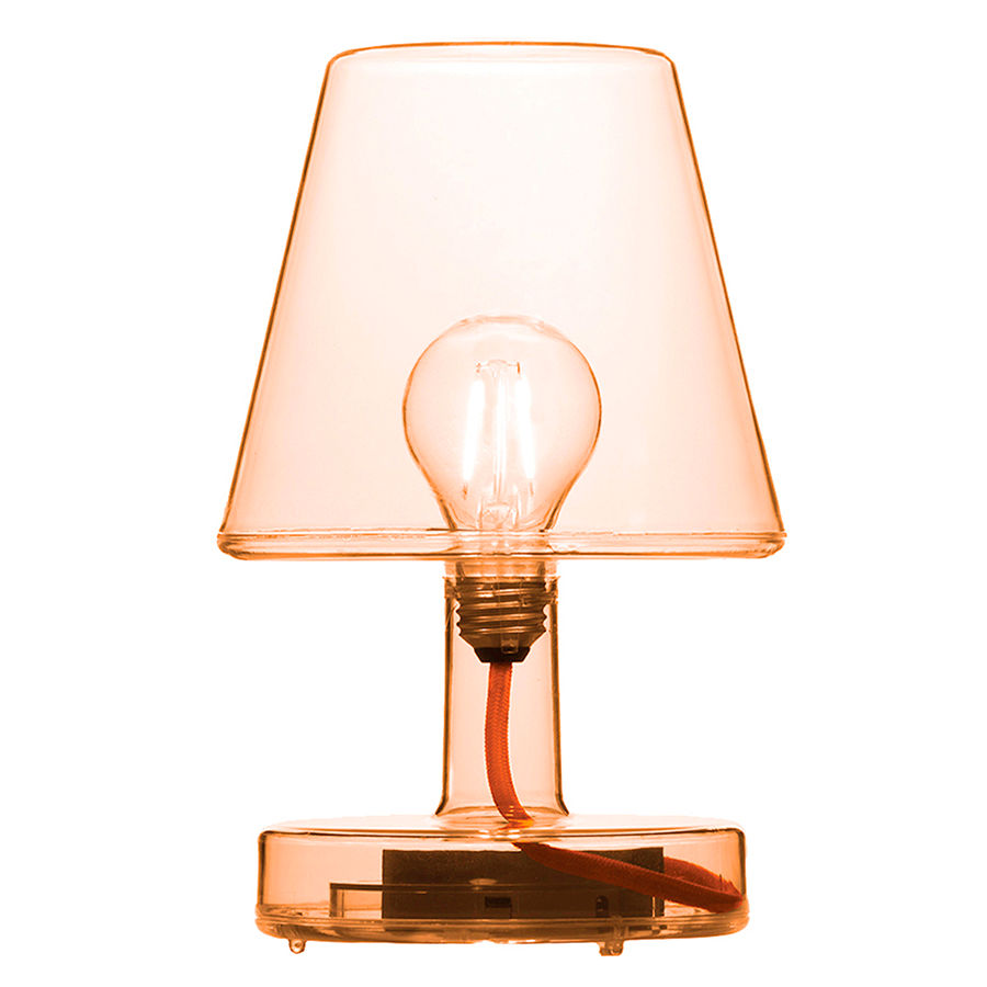 Modern table lamps fatboy transloetje orange eurway fatboy transloetje orange modern lamp geotapseo Image collections