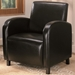 Felton Brown Contemporary Chair