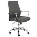 Euro Style Fenella Modern Gray Office Chair