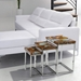 Filbert Contemporary Nesting Side Tables