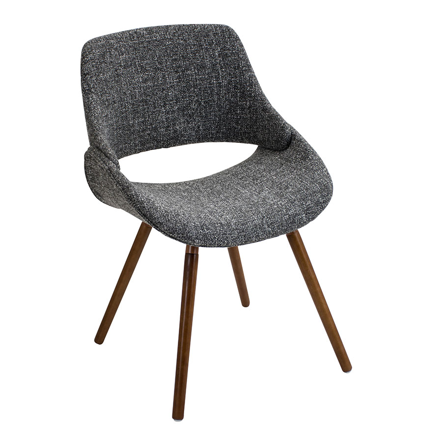 Finley Gray Modern Side Chair