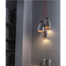 Fiona Cement Contemporary Hanging Lamp