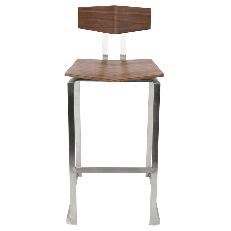 Fishel Contemporary Bar Stool