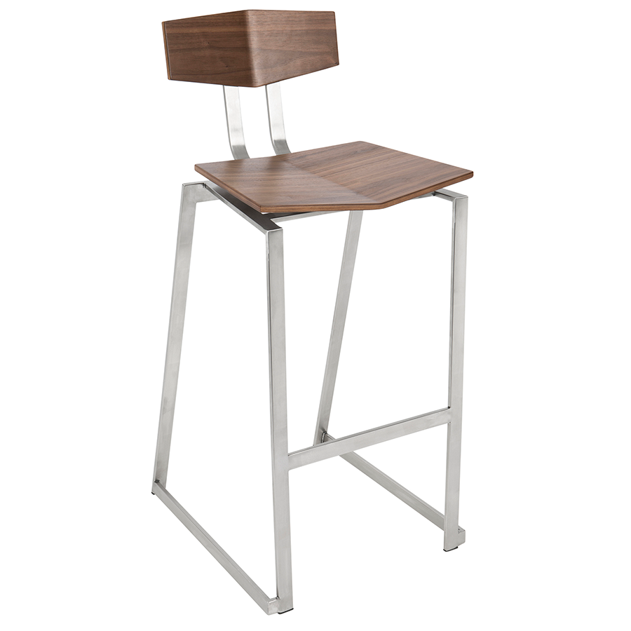Fishel Modern Bar Stool