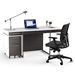 Format Modern Office Collection in Charcoal and White by BDI