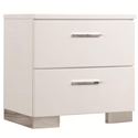 Fredrika Contemporary Nightstand
