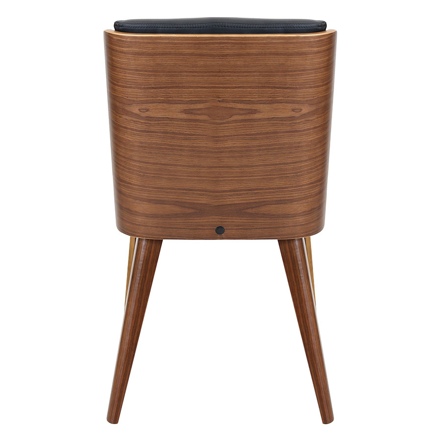 Galen Bent Walnut Ply Side Chair