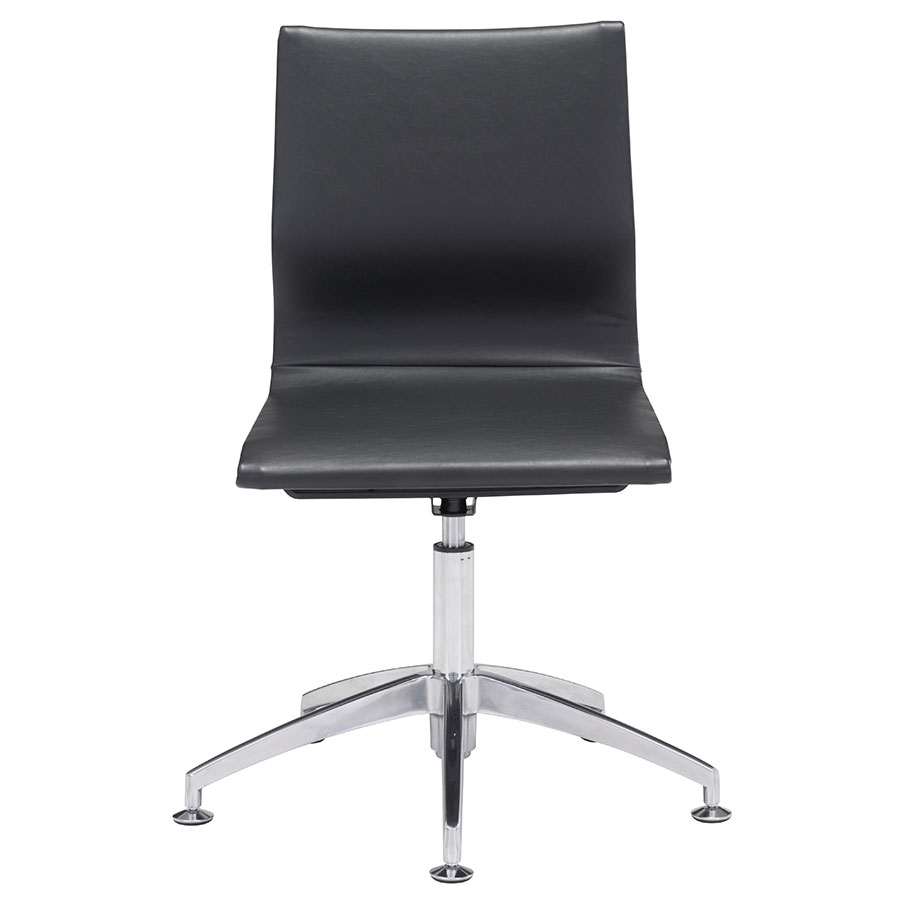 Gamila Black Contemporary Conference Chair
