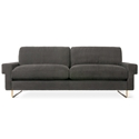 Garrison Modern Sofa in Baffin Dark Moss by Gus Modern