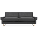 Gus Modern Garrison Sofa in Oxford Zinc