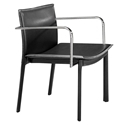 Gekko Black Modern Chair