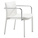 Gekko White Modern Chair
