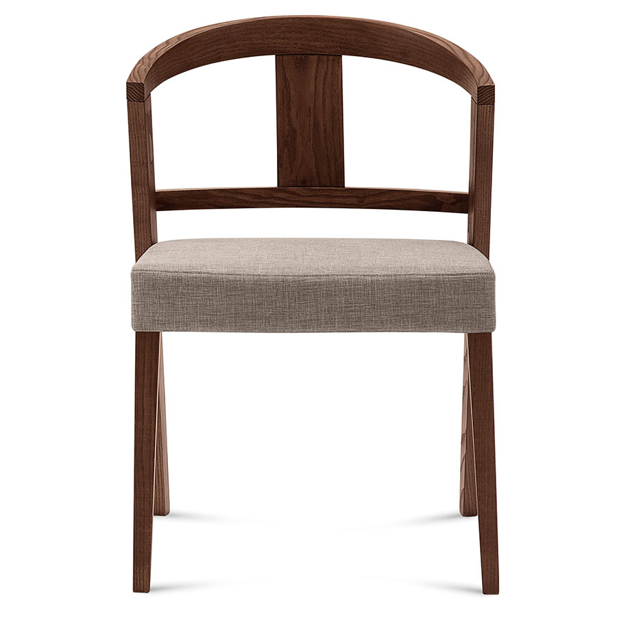 Gemini Tan Modern Dining Chair