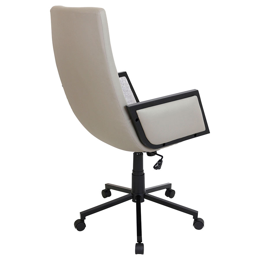 Genesis Tan Executive Contemporary Office Chair