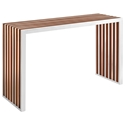 Germany Modern Wood Inlay Console Table
