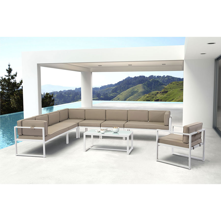 ... Girona Modern Outdoor Furniture Collection