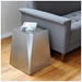 Stainless Steel Side Table by Gus Modern