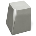 Glacier Contemporary End Table by Gus Modern